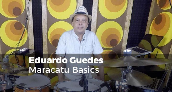 Maracatu Basics with Eduardo Guedes