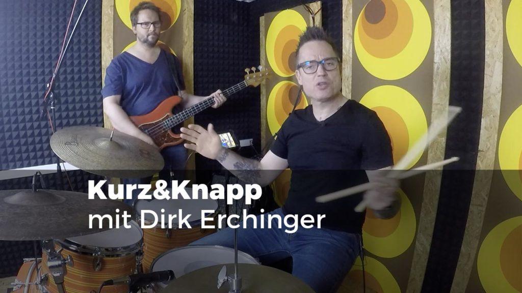 Kurz & Knapp mit Dirk Erchinger