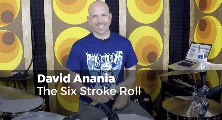 david anania - Six Stroke Roll