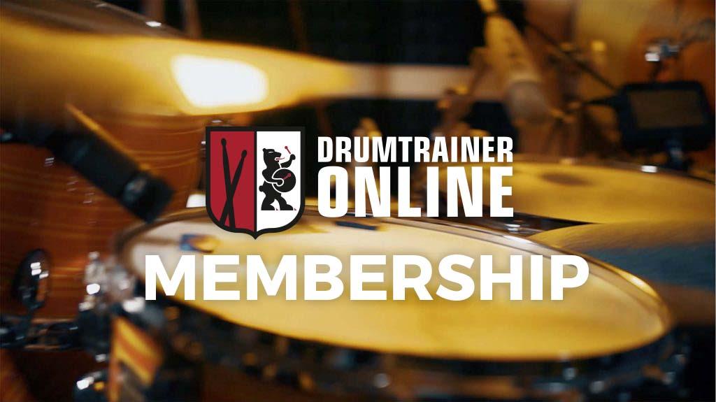 drumtrainer membership