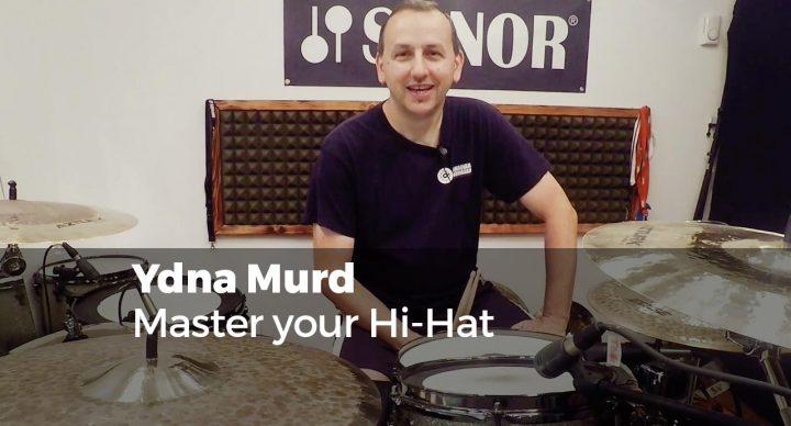 Ydna Murd - Master your Hi-Hat