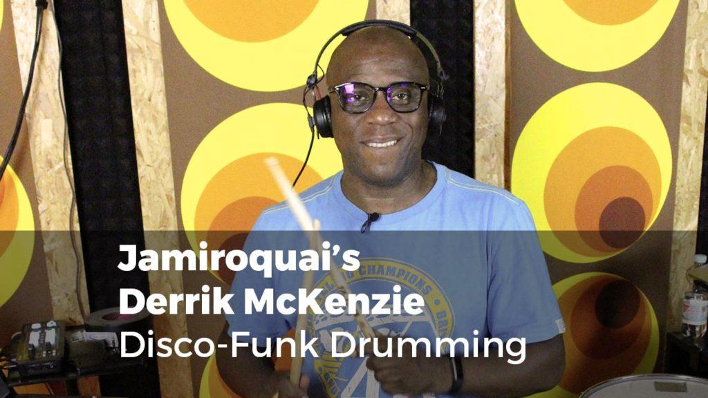 Derrick McKenzie Jamiroquai