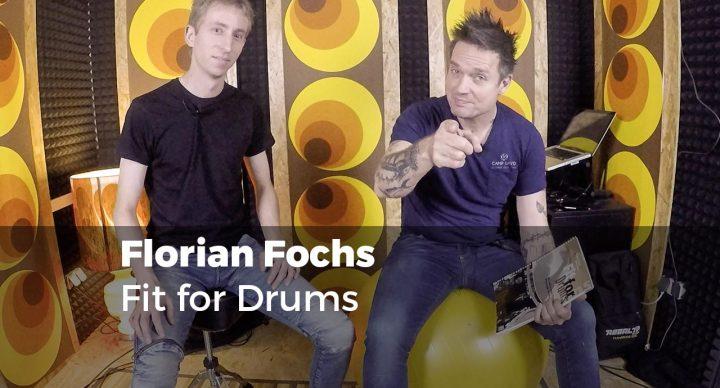 Florian Fochs - Fit for Drums