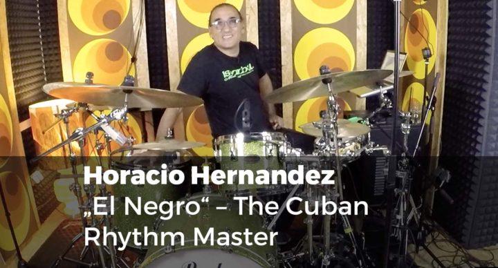 """Horacio """"El Negro"""" Hernandez"""