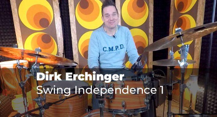 Dirk Erchinger Swing Independence