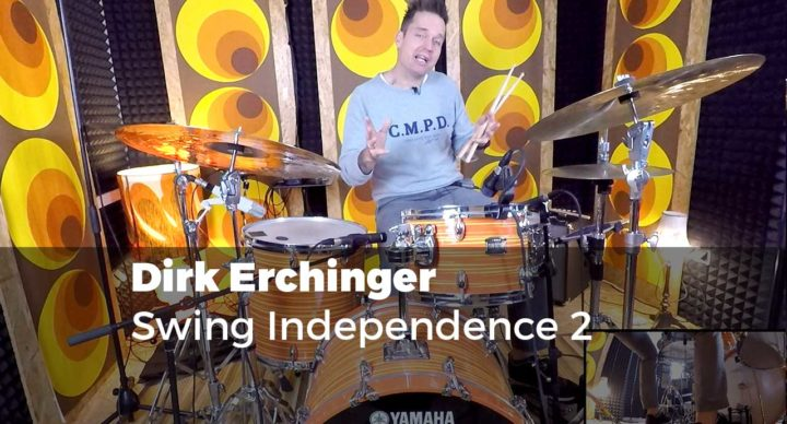 Swing Independence 2 mit Dirk Erchinger