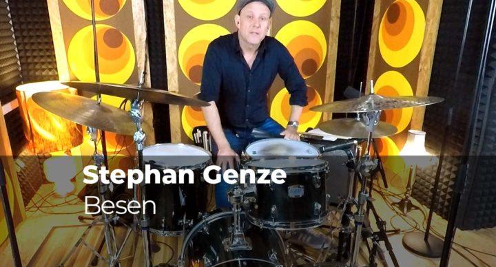 Besen mit Stephan Genze
