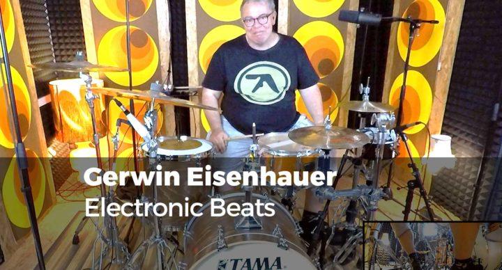 Electronic Beats mit Gerwin Eisenhauer