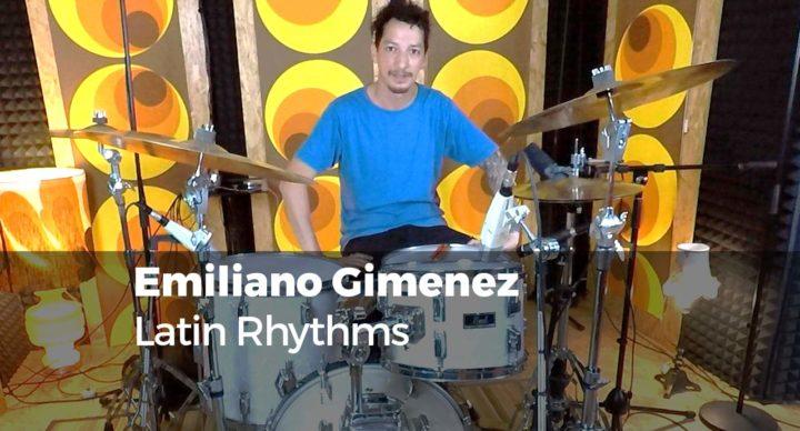 Latin Rhythms with Emiliano Gimenez