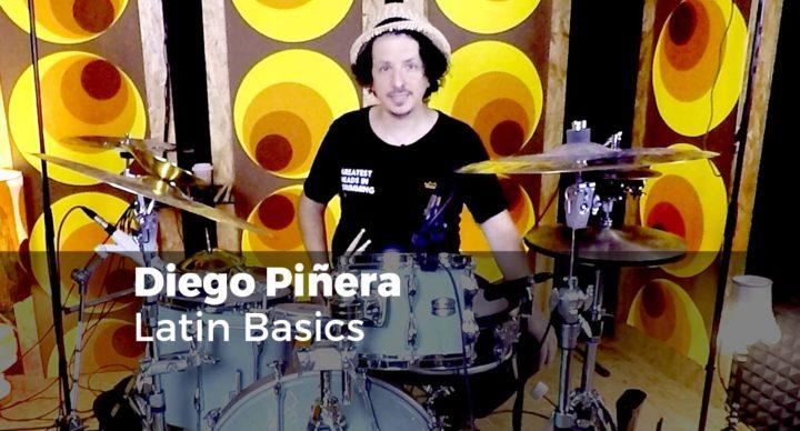 Latin Basics with Diego Piñera